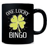 One Lucky Bingo Irish Mother's Day Grandma Gift - Mug