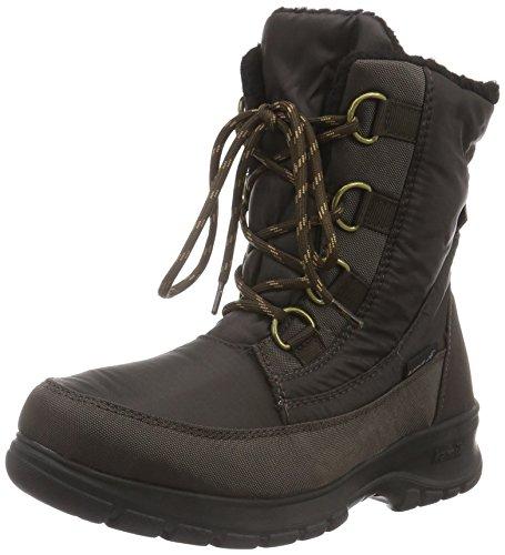 Kamik Womens Baltimore Isolato Invernale Boot Marrone Scuro