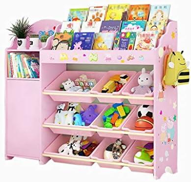 Muebles Estanteria Infantil De Dibujos Animados Estante De