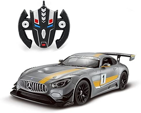 rastar 74820 Mercedes-Benz AMG GT3 Robot de Control de Radio ...