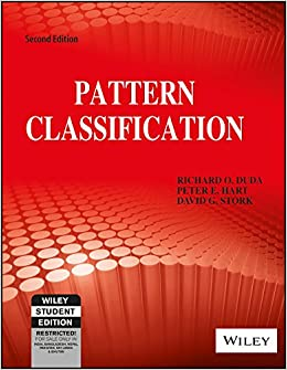 PATTERN CLASSIFICATION, 2ND ED