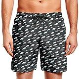 Xaviyi Winify Men's Swim Trunks Beach Shorts Swim
