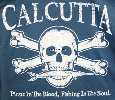 - Calcutta CDEN-XXL-LS T-Shirt