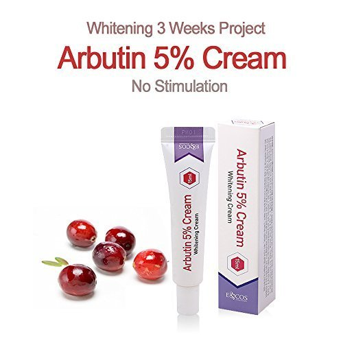 - NEW ENCOS Wrinkle Care Arbutin 5% Cream 15ml