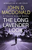 Front cover for the book The Long Lavender Look by John D. MacDonald