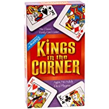 Kings in the Corner w/FREE extra deck of playing cards by Brybelly
