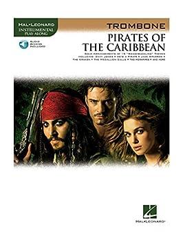 Klaus Badelt: Pirates Of The Caribbean (Trombone). Für Posaune
