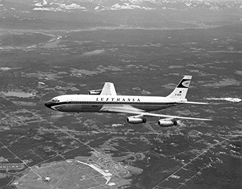 Boeing 707 First Flight - 1