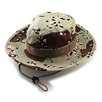Tinksky The Boonie Bucket Hat Cap Hunting Hiking Fishing ...