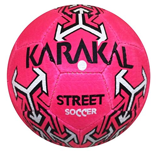 Karakal Street Football – サイズ5 – サイズ5 B0797V332Q
