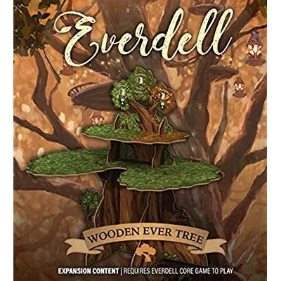 Everdell: Wooden Ever Tree: Toys & Games