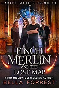 Magical mapmaking is an ancient art—and also a major pain.At least, Finch can't help but feel that way, since Erebus transported him to the Mapmakers' Monastery with little to no instructions. Now, he's stranded on some Greek island until he can lear...