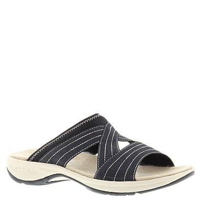 9c5c2f350970 Easy Spirit Womens Emorie3 Open Toe Casual Slide Sandals