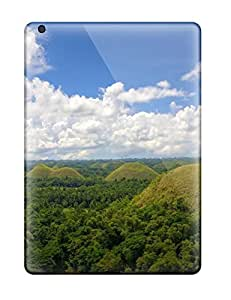 FoSQKDT294rmJXE Faddish Chocolate Hills Philippines Digital Case Cover For Ipad Air