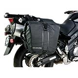 Nelson-Rigg (SE-2050-BLK) Black Adventure Dry Saddlebag