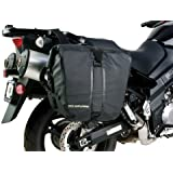 Nelson-Rigg (SE-2050-BLK) Black Adventure Dry Saddlebag