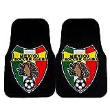 Mexico Soccer Club Non-Skid Carpet Car Mat