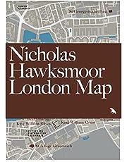Nicholas Hawksmoor London Map