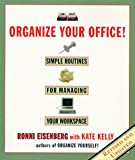 img - for Organize Your Office: Simple Routines for Managing Your Workspace book / textbook / text book