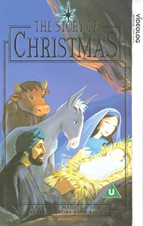 The Story Of Christmas.The Story Of Christmas Vhs The Story Of Christmas Amazon