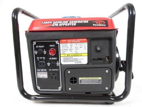 Small Electric Generator : Mini portable camping electric generator watt