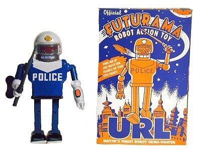 Wind Up Bender - futurama url wind up robot action toy