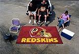"Washington Redskins NFL Ulti-Mat"" Floor Mat (5x8')"""