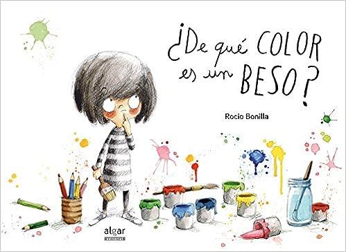 De qué color es un beso? (Álbumes ilustrados): Amazon.es: Rocio ...