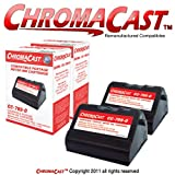 ChromaCast 769-0 Premium Compatible Red Postage Meter Ink Cartridge 2-Pack – Replacement for Pitney Bowes 769-0 – Compatible with Pitney Bowes E700, E707, Office Central