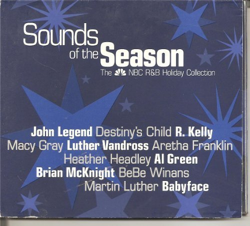 Price comparison product image Sounds of the Season: The NBC R & B Holiday Collection 2005 Target Exclusive