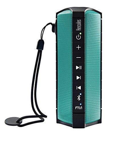 Hercules WAE Rush Oceanproof Bluetooth Speaker - Retail Packaging - Teal
