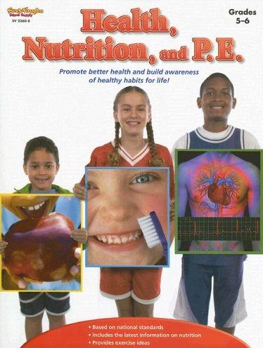 Download Health, Nutrition, and P.E.: Reproducible Grades 5-6 pdf epub