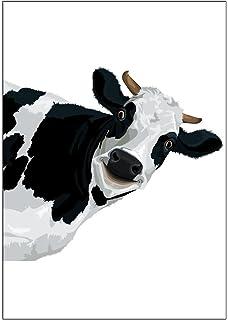 Amazon thomas friends thomas the tank engine age 2 badge nw pitney ink random act of cow birthday card 5 x 7 17150 bookmarktalkfo Images