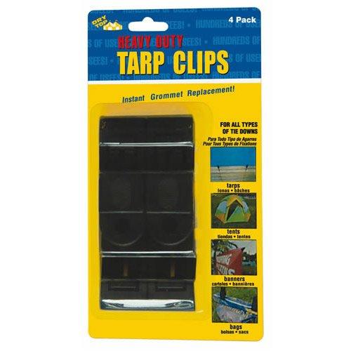 MINTCRAFT STC-4  Tarp Clips