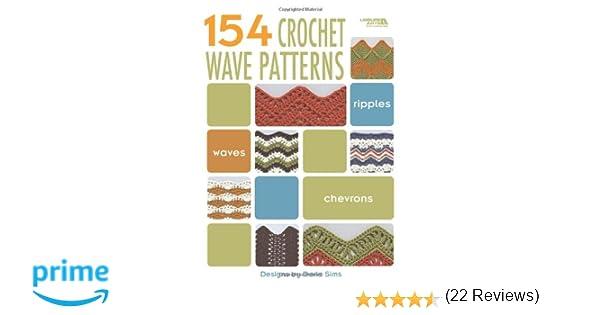 154 crochet wave patterns leisure arts 4312 darla sims 154 crochet wave patterns leisure arts 4312 darla sims 9781601405586 amazon books fandeluxe Images