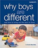 Why Boys Are Different, Bonnie Macmillan, 0764128701