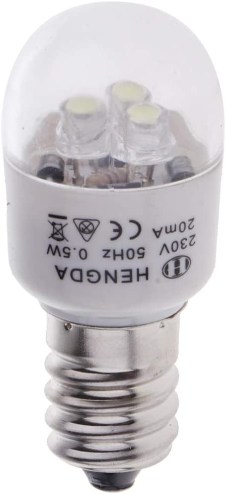 sharprepublic Máquina De Coser Doméstica LED Bombilla 0.5W para ...