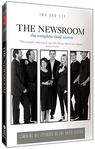 The Newsroom - The Complete Third Season
