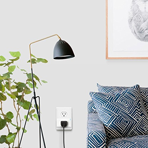 Kasa Smart Plug Lite (2-Pack) by TP-Link - No Hub Required, Wi-Fi, Works with Alexa, Google Assistant, IFTTT, Control Your Devices From Anywhere (HS103P2) by TP-Link (Image #6)