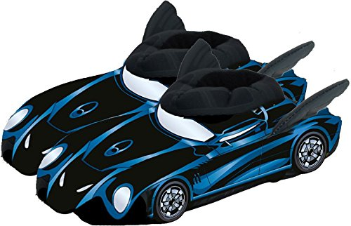 'Batman–3d Pantofole batmobil