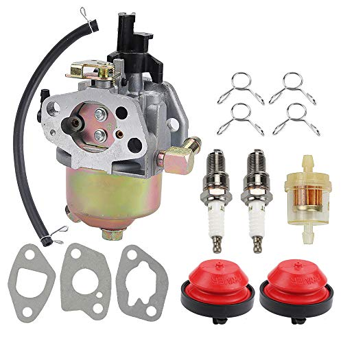 Allong 951-14026A Carburetor Tune Up Kit for MTD 951-10638A 751-10638 751-10638A 951-10368 Snow Blower Troy Bilt Storm 2410 2420 2620 2690 2690XP Cub Cadet 524WE 524SWE Snowthrower (Troybilt Snow Blower 2410)