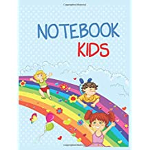 Notebook Kids: 8.5 x 11, 108 Lined Pages (diary, notebook, journal, workbook)