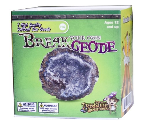 Kit Geodes (High Quality Break Your Own Geode