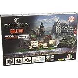 1:35 World Of Tanks Himmelsdort Diorama Model Set