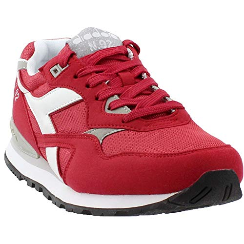 Diadora Mens N.92 Athletic & Sneakers Red