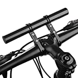 Bike Handlebar Extender Lamp Light Phone Mount