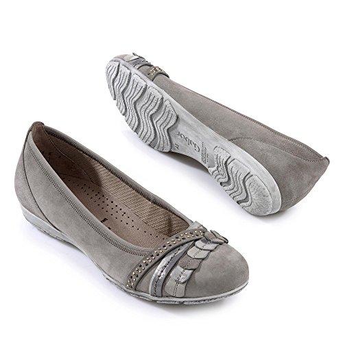 Gabor 24165.19 - Zapatos para mujer grau
