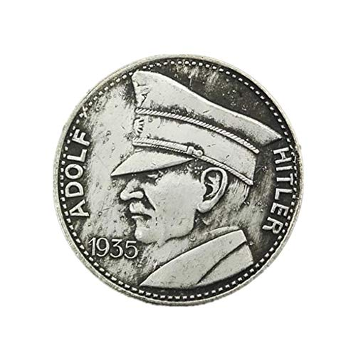 - Xinmeitezhubao Coin Collecting-1935 Germany Old Original Coins Silver Dollar Collection