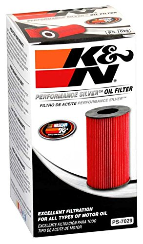 K&N PS-7029 Oil Filter