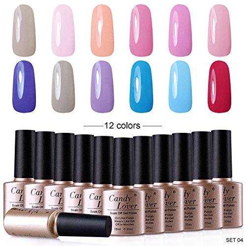Perfect Summer Pro UV/LED Soak Off Gel Nail Polish Soft Past